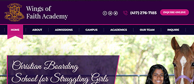 boarding schools for troubled teens